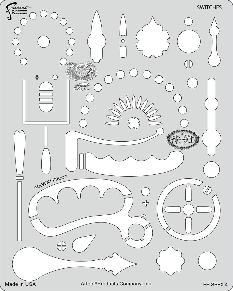artool template steampunk fx steampunk fx2
