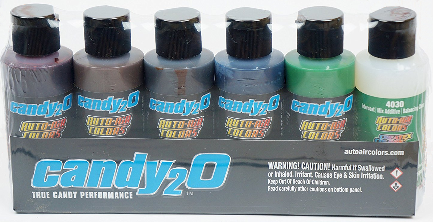 Candy2o Primary set