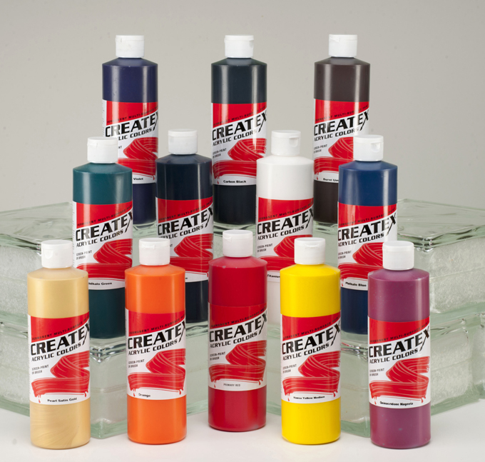 2040 Artist Acrylic Colors Classroom 8 colors Set