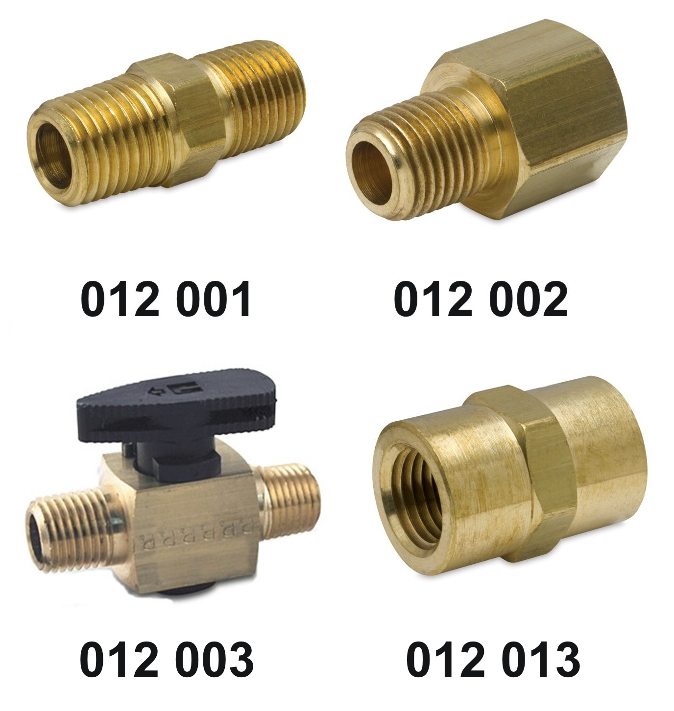 Mainfold fittings