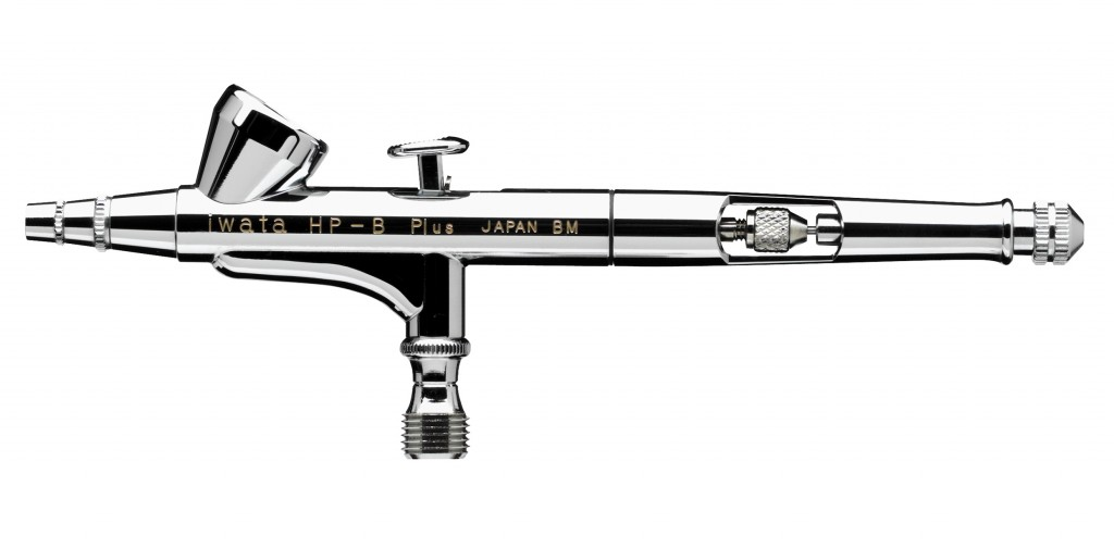 Iwata Airbrushes HP-C Plus High-Performance Airbrush H4001