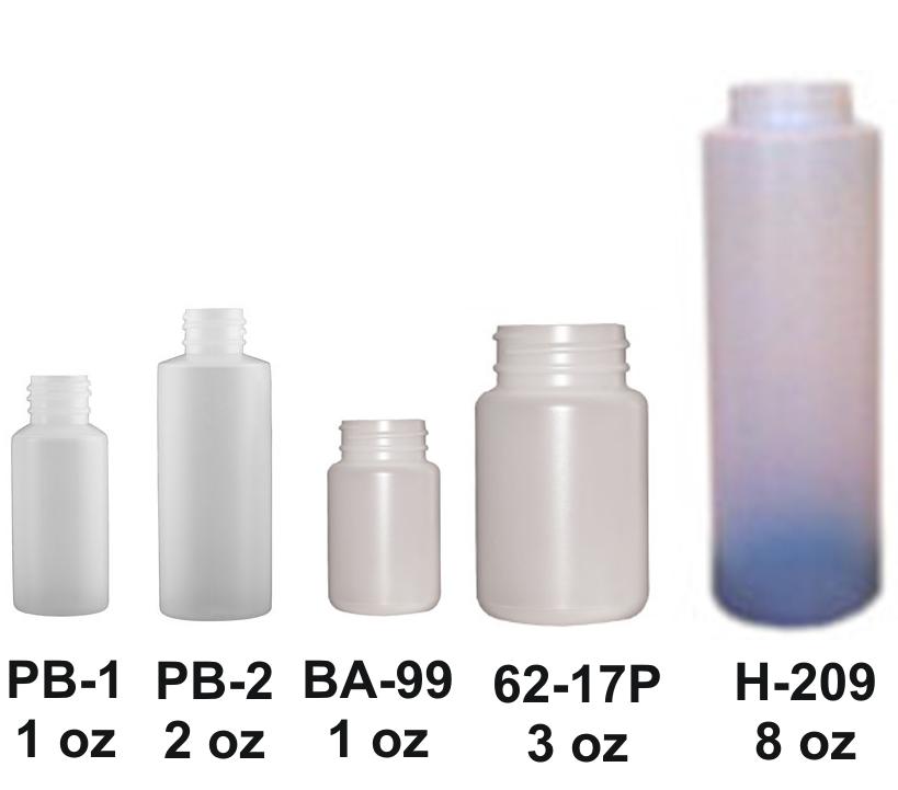 paasche vl bottles assemblies and accessories